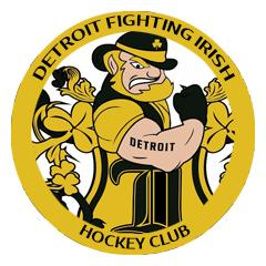 Detroit Fighting Irish Logo